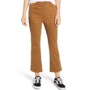 TINSEL High Waist Crop Bootcut Jeans Size 31